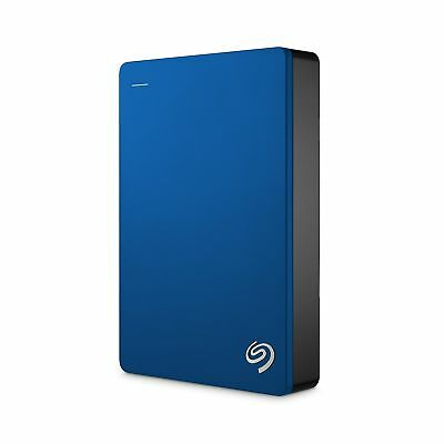 Seagate Backup Plus 4 TB USB 3.0 Portable 2.5 inch External Hard Drive for ... -