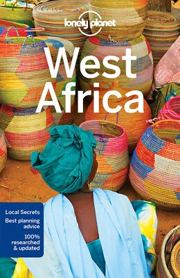 West Africa Lonely Planet Travel Guide