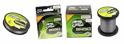 300m Spool of Green Hyper Fishing Braid for Beach spin or Boat rod / reel