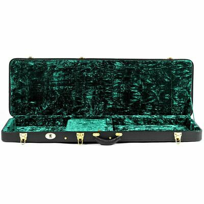 New Guardian CG-044-B Deluxe Vintage Hardshell Case for Electric Bass Guitar