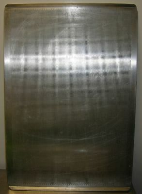 Perforated Full Size Sheet Pans 18 x 26, (10 Pieces)