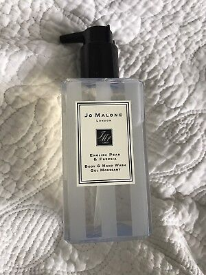 Jo Malone - English Pear & Freesia Body & Hand Wash $58