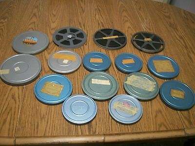 lot of 8 mm 8mm  super 8 home movies 1959 to 1966 wedding baby shower new york