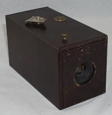 Kodak No. 1 String Set Box Camera * Excellent Condition VERY RARE *