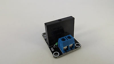 Mini Single Channel DC 5V Low Level Solid State Relay Module for Arduino Board