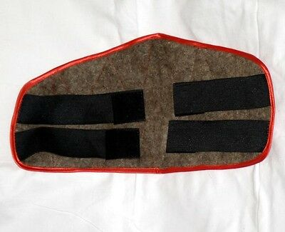 """Natural Dog Wool Belt - """"North"""". (Watch the Video)"""
