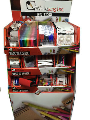 back to school stand 498pce all you need for your shop one stop supplies