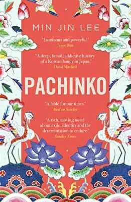 Pachinko by Min Jin Lee Book The Cheap Fast Free Post