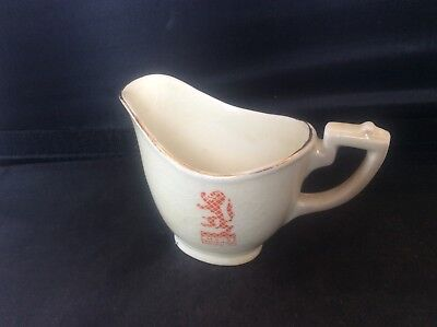 Glasgow Scottish 1938 Empire Exhibition WH GOSS Cream Milk Jug 41 Floral Design