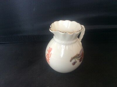 Glasgow Scottish 1938 Empire Exhibition WH GOSS Cream Milk Jug 42 Floral Design