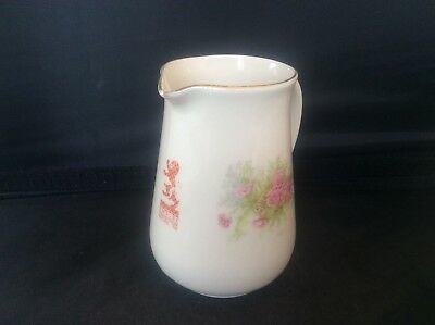 Glasgow Scottish 1938 Empire Exhibition WH GOSS Cream Milk Jug 44 Floral Design