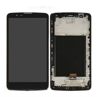 US LCD Display Touch Screen Digitizer + Frame For LG Stylo 2 Plus 4G K550 MS550