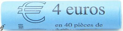 Frankreich Rolle 10 Cent 2002