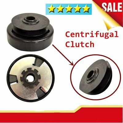 """Centrifugal Clutch Belt Drive With Pulley Go Kart Parts 3/4"""" Bore Mini Bikes JW"""