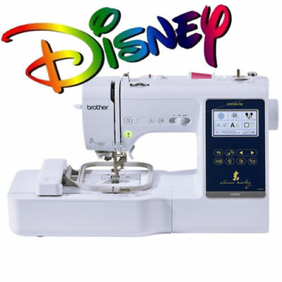 Brother Innovis M280D DISNEY Sewing & Embroidery Machine 3 Year Warranty