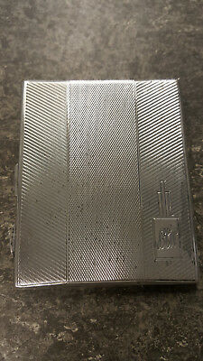 Sterling Silver Cigarette / Card Case