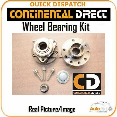 Cdk3619 Front Wheel Bearing Kit  For Saab 9-5