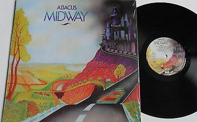 LP Abacus Midway - Re-release - GTR 143-1 STILL SEALED