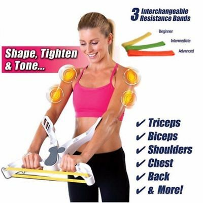 New Arm Workout Fitness Machine Useful Wonder Arms Exercise Band Upper Body QY