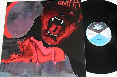 LP Amish Amish - Re-release - Soundvision 01013 STILL SEALED