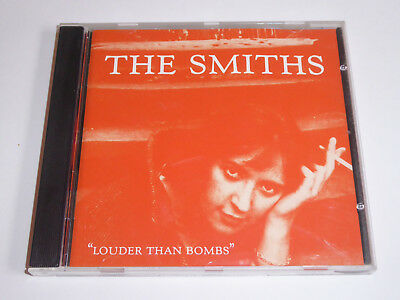 The Smiths - Louder Than Bombs (1987, 1993) GENUINE CD ALBUM - EXCEL CONDITION