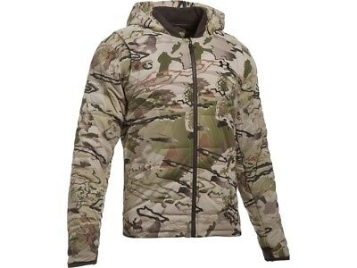 Men's Under Armour Stealth Reaper Extreme Wool Jacket Camo 1299282-900