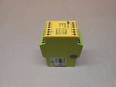 1 New Pilz Pnoz-X3 Pnozx3 774310 Safety Relay 5 Amp 5A 230Vac 24Vac/dc Coil 2.5W