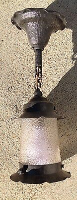 Antique Old Porch Light