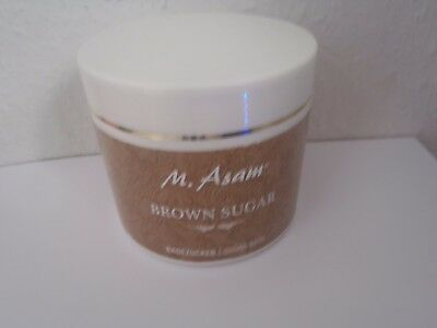 M. ASAM Badezucker Brown Sugar 450 gr. / NEU