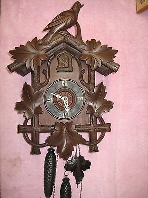 Antique American Cuckoo Clock Co. Cuckoo Clock -REDUCED