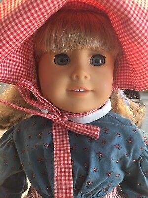 American Girl Pleasant Company Kirsten Doll and books excellent condition