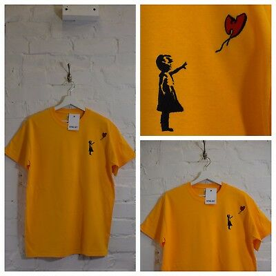 Run The Jewels Embroidered Yellow Hip Hop Tee T-shirt by Actual Fact