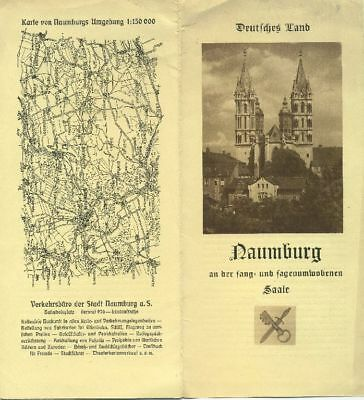 Naumburg Saale Deutshes Land