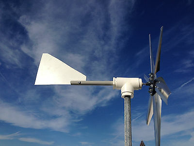 6 Blade Wind Turbine  Battery Maintainer/charger