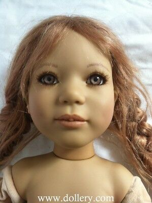 Jana, Collectable Doll By Annette Himstedt