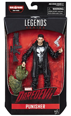 "Marvel Legends Punisher (Netflix) 6"" / Man-Thing Series"