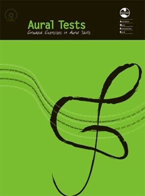 AMEB Aural Tests Graded Exercises in Aural Skills Book & 6CDs *NEW* Music