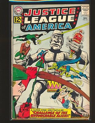 Justice League of America # 15 VG+ Cond.