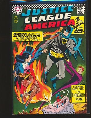 Justice League of America # 51 VF Cond.