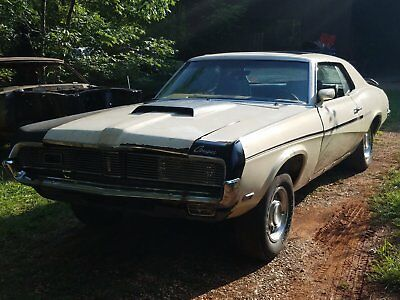 1969 Mercury Cougar Eliminator 1969 Mercury Cougar Eliminator (Sunroof Car)