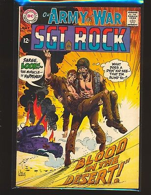 Our Army At War # 193 VG/Fine Cond.