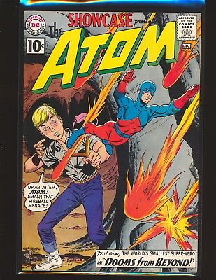 Showcase # 35 - 2nd SA Atom Fine/VF Cond.