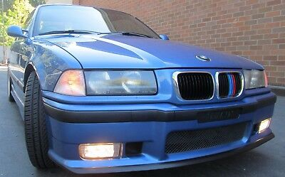 1999 BMW M3 M3 Coupe Rare 5 speed manual  BMW M3 Clean low miles, factory stock plus E36 Near Mint