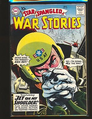 Star Spangled War Stories # 83 VG/Fine Cond.