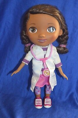 Disney Doc Mcstuffins Singing And Talking  Doll -