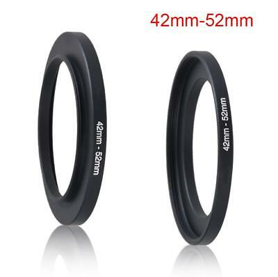 42mm-52mm Step Up Male to Female Coupling Macro Reverse Ring Adapter 42mm-52mm