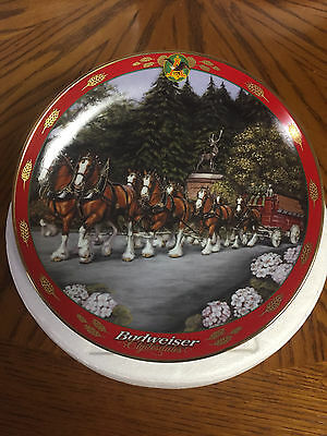 SUSIE MORTON Pride Of Budweiser Clydesdale Wagon, Sunday Best Plate numberA-7779