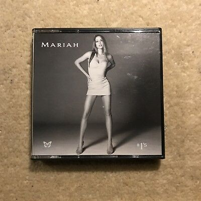 Mariah Carey #1's Minidisc Made In Japan