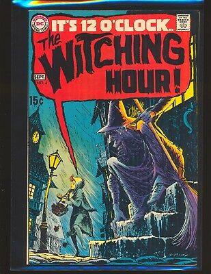 Witching Hour # 4 - Toth art Fine+ Cond.