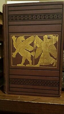 **Chaldean Account of Genesis BABYLON BIBLE OCCULT NEPHILIM George Smith 1880**